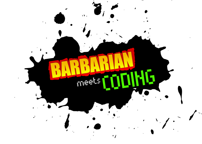 Barbarian Meets Coding