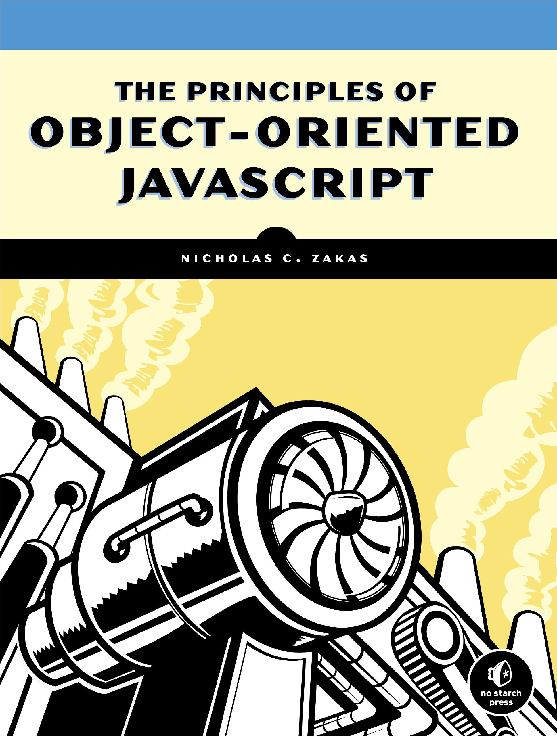 Principles of Object Oriented JavaScript cover