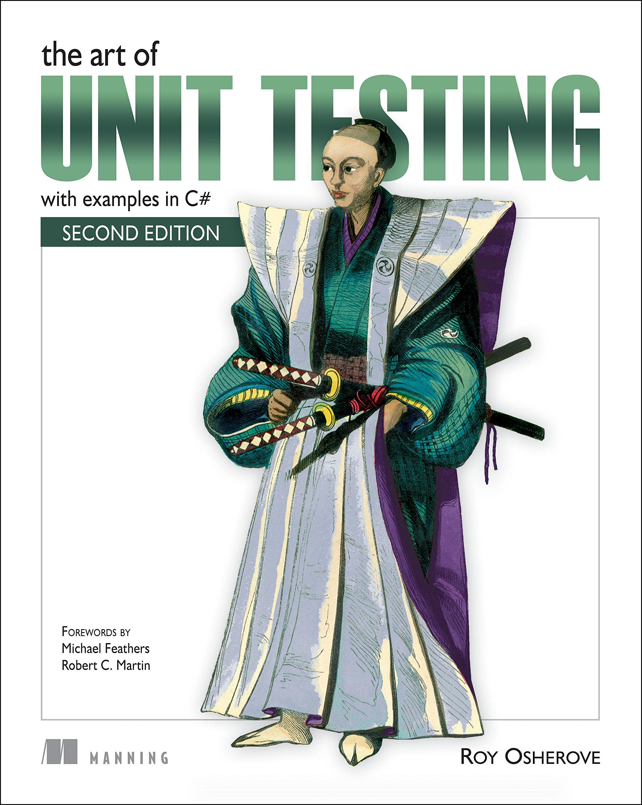 The Art Of Unit Testing book cover