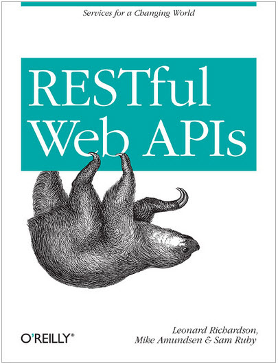 RESTFul Web APIs cover