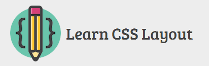 Learn CSS Layout logo